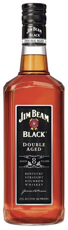 Jim Beam Bourbon Black Aged 8 Years
